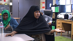 Mariam Ali, a parent of a Crawford High School student, discusses the benefit...