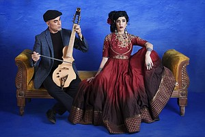 Montreal Band Niyaz Blends Traditional, Modern Sounds In San Diego