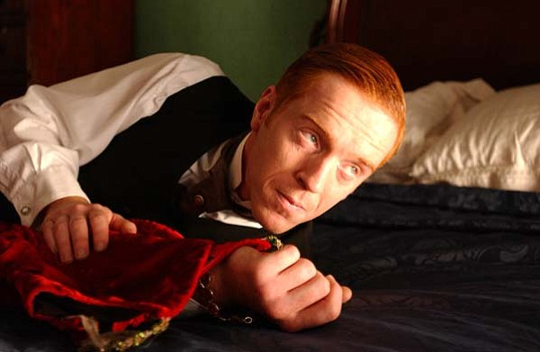 Soames Forsyte (Damian Lewis) grieves that Irene has left...