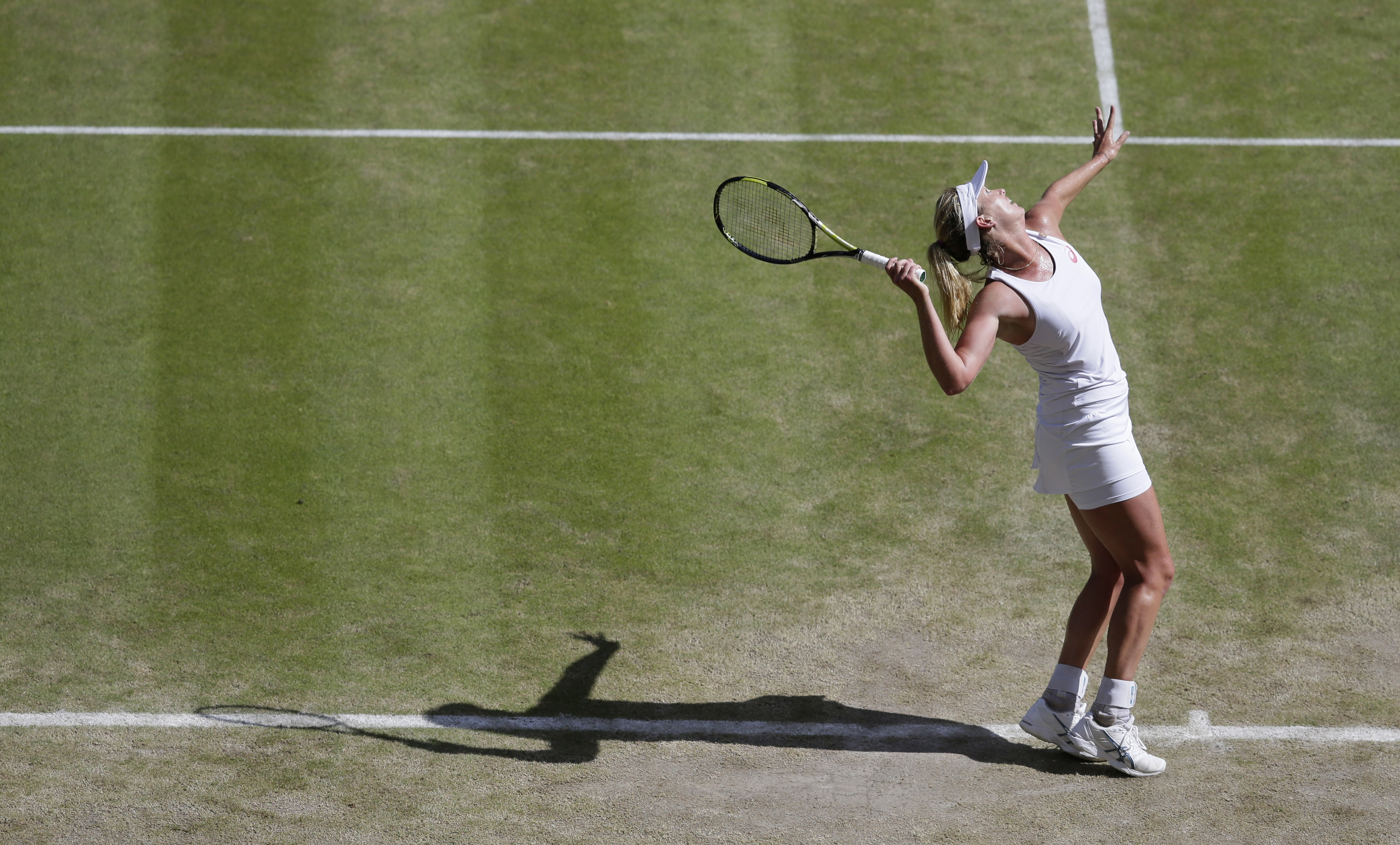 After Hand, Foot Issues, San Diego Native CoCo Vandeweghe Wins At Wimbledon