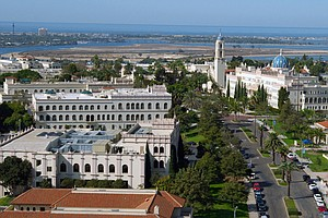 University of San Diego Ranked In Top Ten Most Environmen...