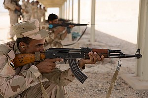 Lessons Learned From Training Iraqi Troops To Fight ISIS