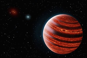 San Diego Scientist Helps Capture Picture Of A 'Young Jupiter'