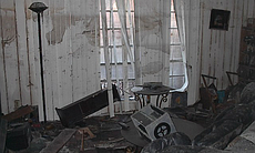 Tanis Starck's home was destroyed by Hurricane ...