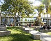 Students walk through the Southwestern College ...