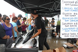 San Diego Experts Talk Health Benefits Of Eating More Seafood