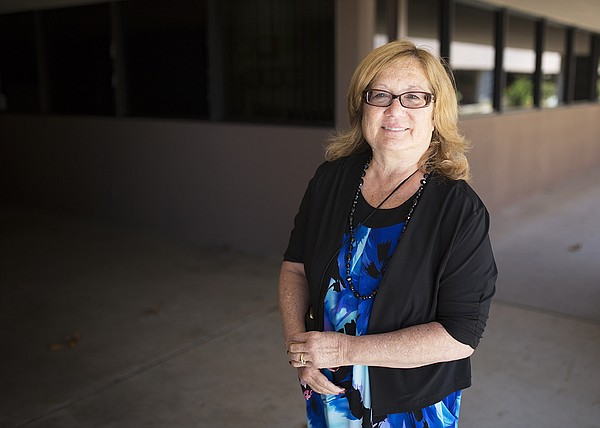 Lora Duzyk, the San Diego County Office of Education assistant superintendent...