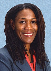 Marne Foster is pictured in this undated photo.