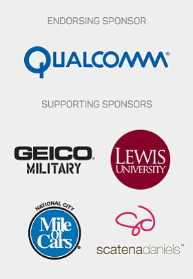 The GI Film Festival San Diego is sponsored by Qualcomm, Inc., GEICO, Lewis University, and National City Mile of Cars with additional support provided by Scatena Daniels Communications.