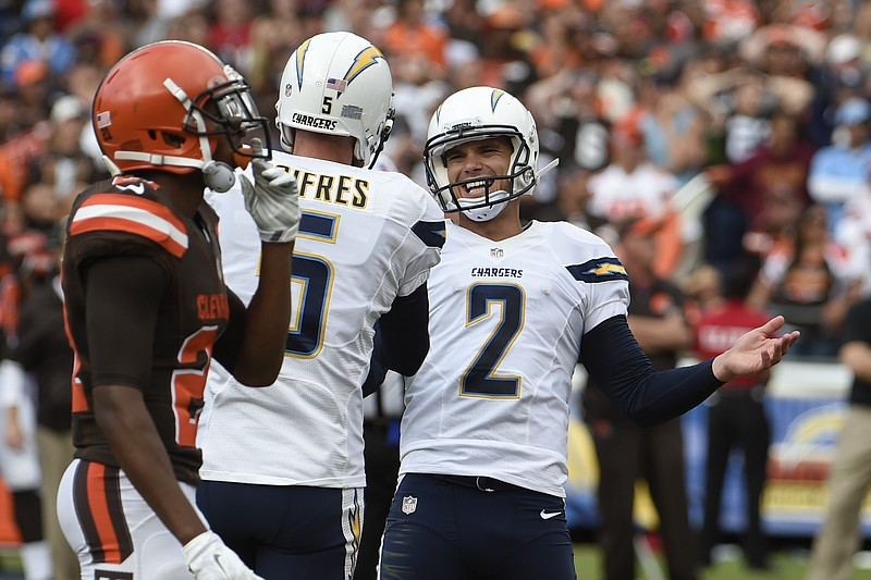 Lambo's Field Goal As Time Expires Lifts Chargers Over