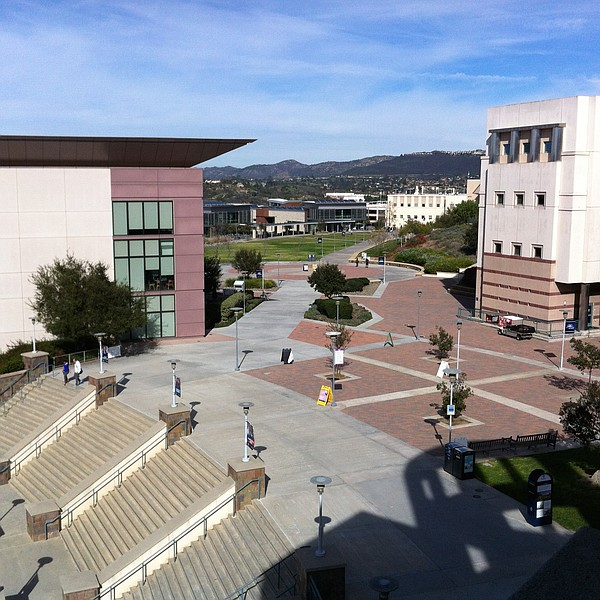 California State University San Marcos Campus, July 2015