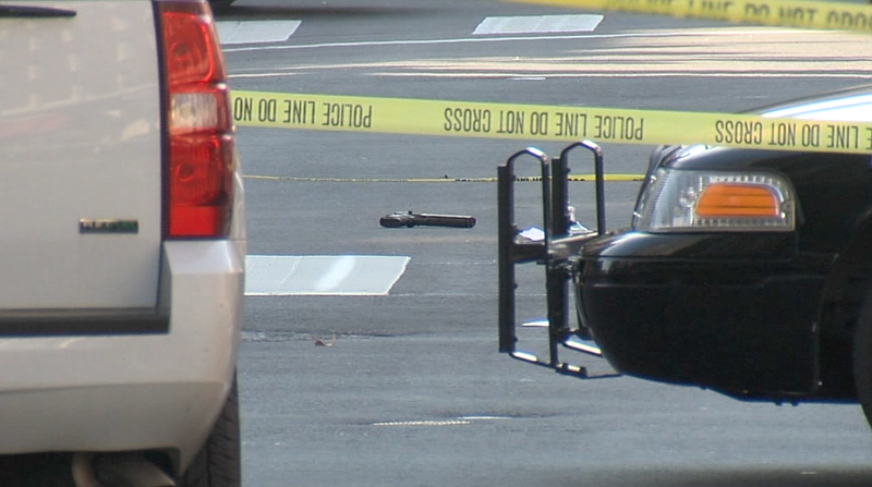 The replica gun that prompted a fatal police shooting in the Gaslamp Quarter ...
