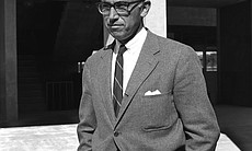 Jonas Salk is pictured in this undated photo. (65447)