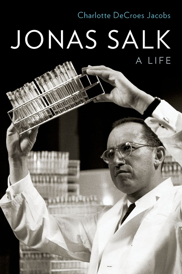 Book cover of biography