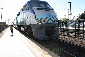 Some San Diego County Rail Services Will Be Halted This W...