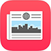 Apple News Application Icon