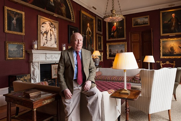 Follow DOWNTON ABBEY writer Julian Fellowes on his quest ...