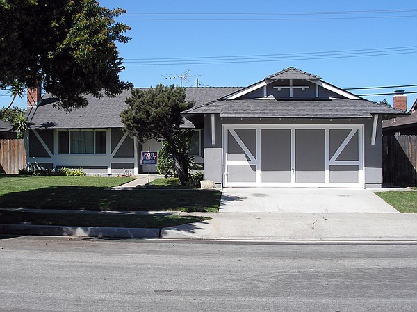 Costa Mesa home for rent, Sept. 24, 2014.