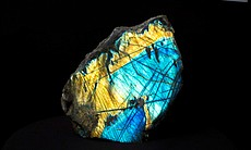 Labradorite (Madagascar) from the collections o...