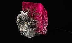 Rhodochrosite (Peru) from the collections of th...
