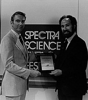 During his time at KPBS, Dr. Jeffrey W. Kirsch was the Executive Producer and Director of the KPBS-TV Science Center.