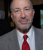 Pictured is Dr. Jeffrey W. Kirsch who is being inducted into the KPBS Hall of Fame for lifetime achievement in 2016.