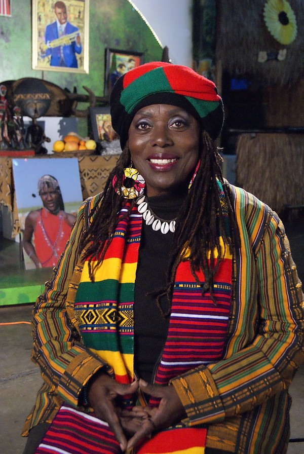 Photo of KPBS' 2016 Black History Month Local Hero honore...