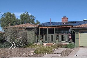 California Mandate For Solar Panels On Homes' Roofs Tested