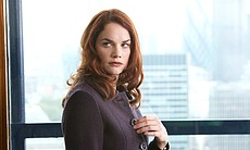 Ruth Wilson as Alice Morgan.