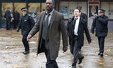 DCI John Luther (Idris Elba) and DS Justin Ripl...
