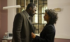 DCI John Luther (Idris Elba) comes home to find...