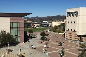 Cal State San Marcos Sees 20 Percent Jump In Applicants