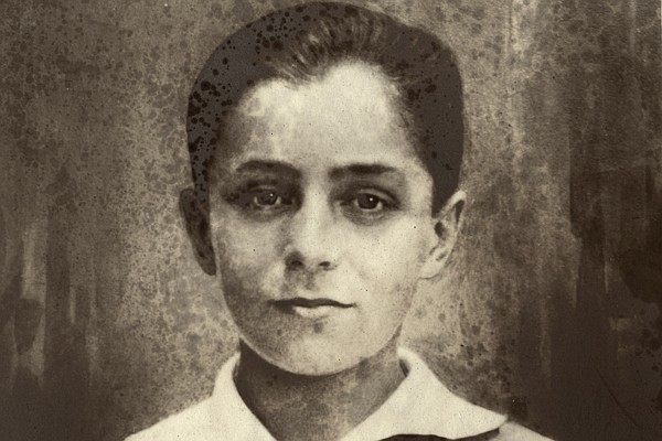 Portrait of Bobby Franks, Leopold and Loeb's 14-year-old murder victim.