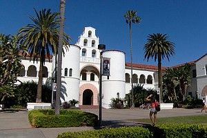 San Diego State Tops Study Abroad Rankings