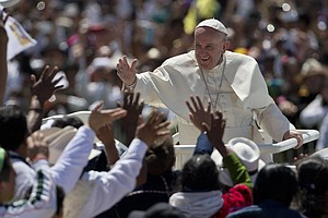 Pope Francis To Find Ciudad Juárez Emerging From Bloody Era