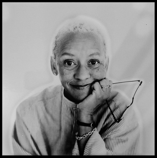 Poet Nikki Giovanni appears in this undated photo.