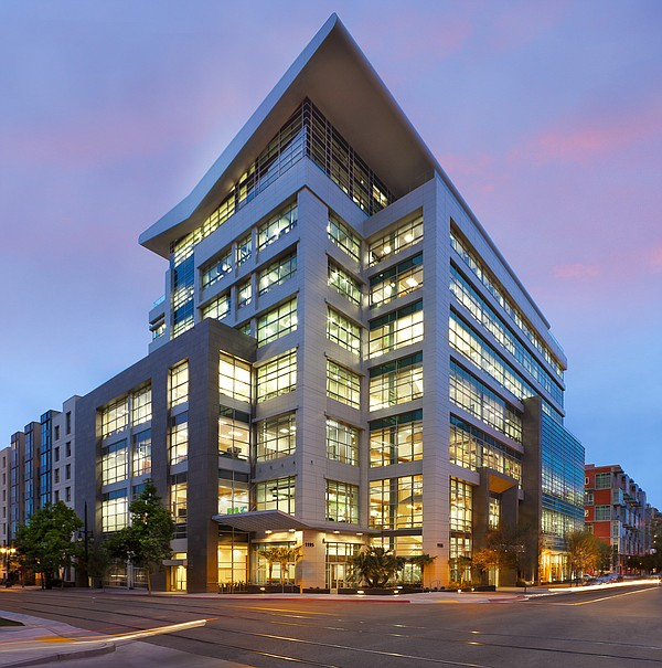 Thomas Jefferson School of Law in San Diego is pictured i...