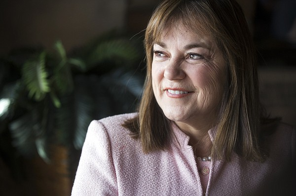 Rep. Loretta Sanchez, an Orange County Democrat who is running for the U.S. S...