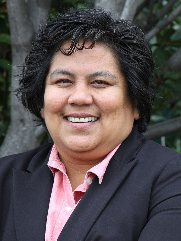 Georgette Gomez is a candidate for San Diego City Council...