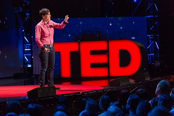 "Danielle Feinberg of Pixar is one of the featured speakers in TED TALKS ""Scie..."