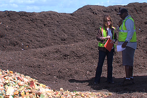Photo for San Diego To Increase Food And Yard Waste Composting By At Least 20 Percent