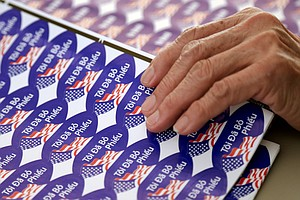 Monday Is The Last Day To Register To Vote In San Diego County