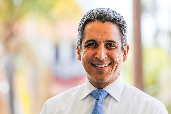 Ricardo Flores is a candidate for San Diego City Council ...