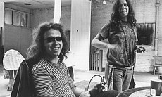 (L to R) Big Brother and the Holding Company dr...