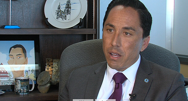 San Diego City Councilman Todd Gloria, April 21, 2016.