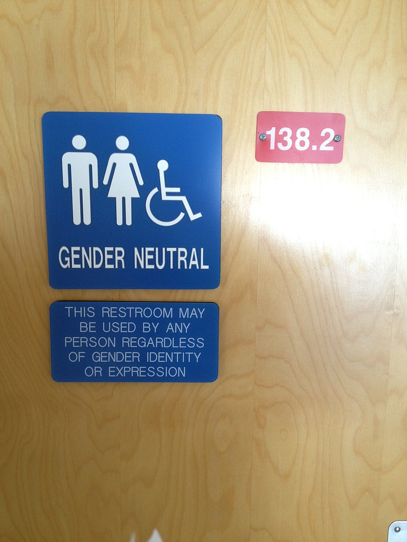 California Assembly Passes GenderNeutral Restrooms Bill KPBS - Gender neutral bathrooms california