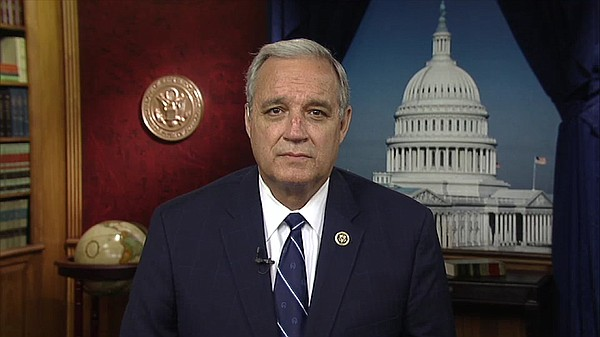 In an interview from Washington, D.C., Rep. Jeff Miller, R-Florida, explains ...