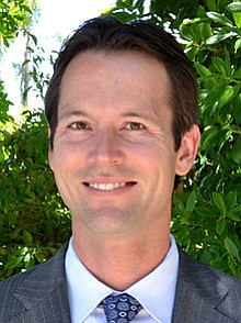 Mark Kersey is a San Diego city councilman.
