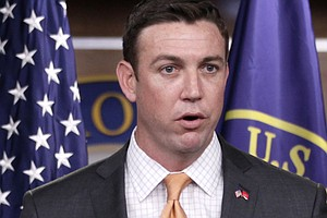 Rep. Hunter Wants To Serve The Nation By Continuing To Represent 50th Congres...