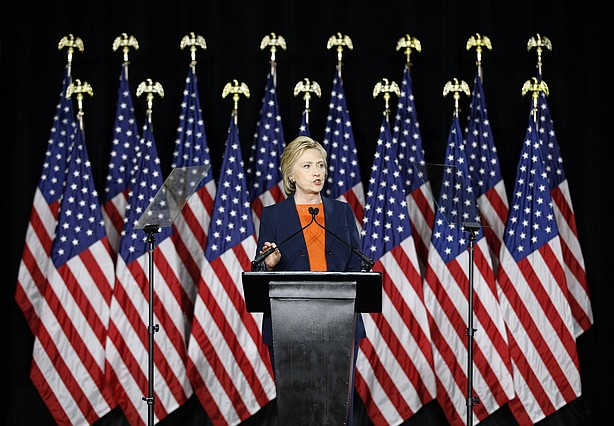 Clinton's remarks on young voters fuel new Trump pitch